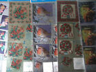 A4 Non Die Cut Dufex Decoupage Sheet Pyramex Christmas Various Designs