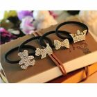 Rubber Band rhinestone Elastic Rubber Band Hair accessories  A181