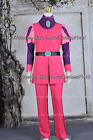 Adventure Time Prince Gumball Prince Pink Uniform Suit Cosplay Costume Halloween