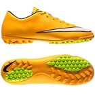Nike Mercurial Victory IV TF Turf Soccer SHOES 2014 Brand New L. Orange / White