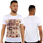 Classic Cameras Retro Print Fitted T-Shirt Urban life By Monkey Business