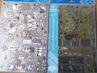 A4 Die Cut Dufex Decoupage Sheet Freestyle Kits Wedding Easter Various Designs
