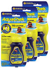 4 Way Aquachek Chlorine Test Strip 50 Pack Hot Tub Swimming Pool Spa Strips