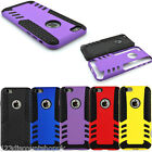 Shockproof Hybrid Rubber Hard Armor Bumper Case Cover For iPhone 6 Plus 4.7 inch
