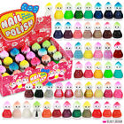 48 x NAIL POLISH SET BABY FACE 48 ASSORTED COLOURS WHOLESALE THE BEST GIFT UK