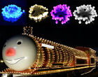 10M/100LED Globe Balls Mixed Action Fairy String Light +UK Plug Outdoor & Indoor