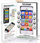 Learning Mobile Phone Kids English Learning Education Machine toy W191-192