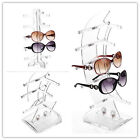 New 5 Pairs Glasses Eyeglasses Sunglass Display Show Stand Holder showcase RA