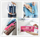 2 Side Pocket Travel Makeup Cosmetic Toiletry Slippers Underwear Bag Organizer