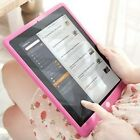 New Soft Gel Rubber Silicone Back Skin Case Cover For iPad 5 Air & iPad 6 Air 2