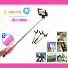 Kjstar Z07-5 Bluetooth Remote Selfie Extendable Stick Monopod For iPhone Samsung