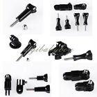 Pivot Arm Assembly /Thumb knob/ Mount Clips Screw For GoPro HD Hero 3+ 3 2 1