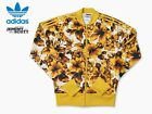 Adidas Originals X Jeremy Scott or Fleurs Haut De Survêtement G75975 Rare UK S,