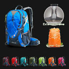 30L Waterproof Outdoor Sports  Travel Trekking Backpack With External Frame