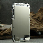 Armor Iron Man Metal Aluminum Case Cover For Samsung Galaxy Note 7 S5 S6 S7edge