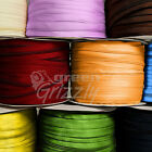 Continuous zipper zip nylon chain coil size No.4 various color + sliders AQZ+AQP
