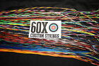 60X Custom Strings String and Cable Set for 2004 Bowtech Patriot VFT Bow