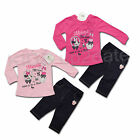 ♥ Minnie Mouse ♥ Set Langarm Shirt + Leggings / Jaggins ♥ 68 74 80 86 ♥ Mickey ♥