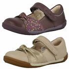 Girls Clarks First Shoes Softly Nia