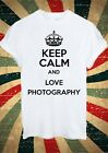 Kelp Calm And Love Photography Tumblr Fashion T Shirt Men Women Unisex 1719