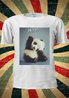 Baby Panda Hey ! Cute Bear Tumblr Fashion T Shirt Men Women Unisex 1028