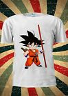 Japanese Anime Manga Dragon Ball Goku Super Saiyan T Shirt Men Women Unisex 002