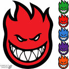 "SPITFIRE ""Fireball"" Skateboard Sticker Decal 8cm x 6cm 5 Colours to Choose from"
