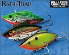 BILL LEWIS FLOATING  RAT-L-TRAP, 1/3 OZ, CHOICE OF COLORS