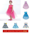 SEWING PATTERN! MAKE FANCY DRESS~FLOWER GIRL! CHILD 2~5 OR 6~8! SPECIAL OCCASION