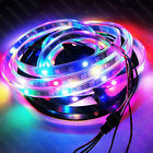 30 Leds/m 5V WS2812 WS2812B Individual Addressable RGB LED Strip Light IC chip
