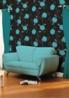New Designer Feature Wall Flower Wallpaper In 4 Colour Ways  ++++ Free P&p +++++