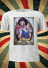 Disney Snow White Zombie Red Apple The Seven Dwarfs T Shirt Men Women Unisex 118