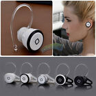 Universal Mini Wireless Bluetooth V 3.0 Handsfree Headset Earphone For Samsung