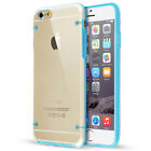 TPU Rubber Gel Ultra Thin Transparent Clear Protective Case Cover For iPhone 6 5