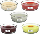 WoodWick Candle - HEARTHWICK FLAME OVAL CANDLE 16oz - Choose Your Fragrance
