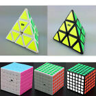 Moyu Aoshi 6 Layer Pyraminx Crazy Fisher Magic Cube White Black Stickerless