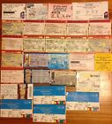 Rugby League Used Tickets 1986 - 2009
