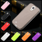 Ultra-Thin Soft Translucent Rubber Bumper Case Cover For Samsung Galaxy S3 S4 S5