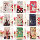 Cartoon Wallet FLIP CUSTODIA IN ECO PELLE COVER PROTEZIONE CASE PER JIAKE JK760