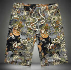 New Fashion Mens Board Shorts Beach Surf Surfing Floral Swim Wear Swimming Pants