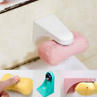 Magnetic Soap Holder Dispenser Kitchen Bathroom Shower Adhesive Wall Attachment