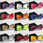 20 Colors Fashion Novelty Mens Women Party Wedding Bow Tie Necktie Bow Tie M