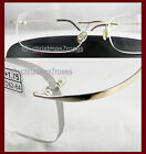 Rimless reading glasses super light WT Flexible wrap 0.75 1 1.25 1.75 2.25 Gold