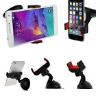Car Universal Windscreen Suction Mount Holder Cradle Stand For iPhone For Nokia