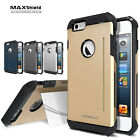 TAGGSHIELD Shockproof Heavy Duty Tough Armor Case Cover For iPhone 6/6S PLUS