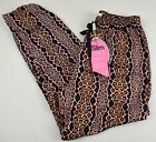 Peter Alexander- Womens Animal Print Slim leg PJ Pants- BNWT Choose Size