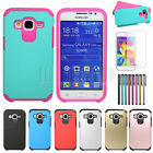 Rugged Armor Hybrid Case Hard Cover For Samsung Galaxy Core Prime G360F/ G361F