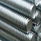 BZP, Bright Zinc Plated Threaded Bar M4-M20 Zinc Studding Select Length