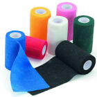 EQUESTRIAN VETWRAP JUMPING SCHOOLING EXERCISE COHESIVE BADAGES ROLL 2 4 6 8 10