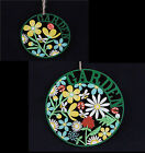 Single Round Garden Cut Out / Fretwork Hanging Decoration by Gisela Graham *Gift